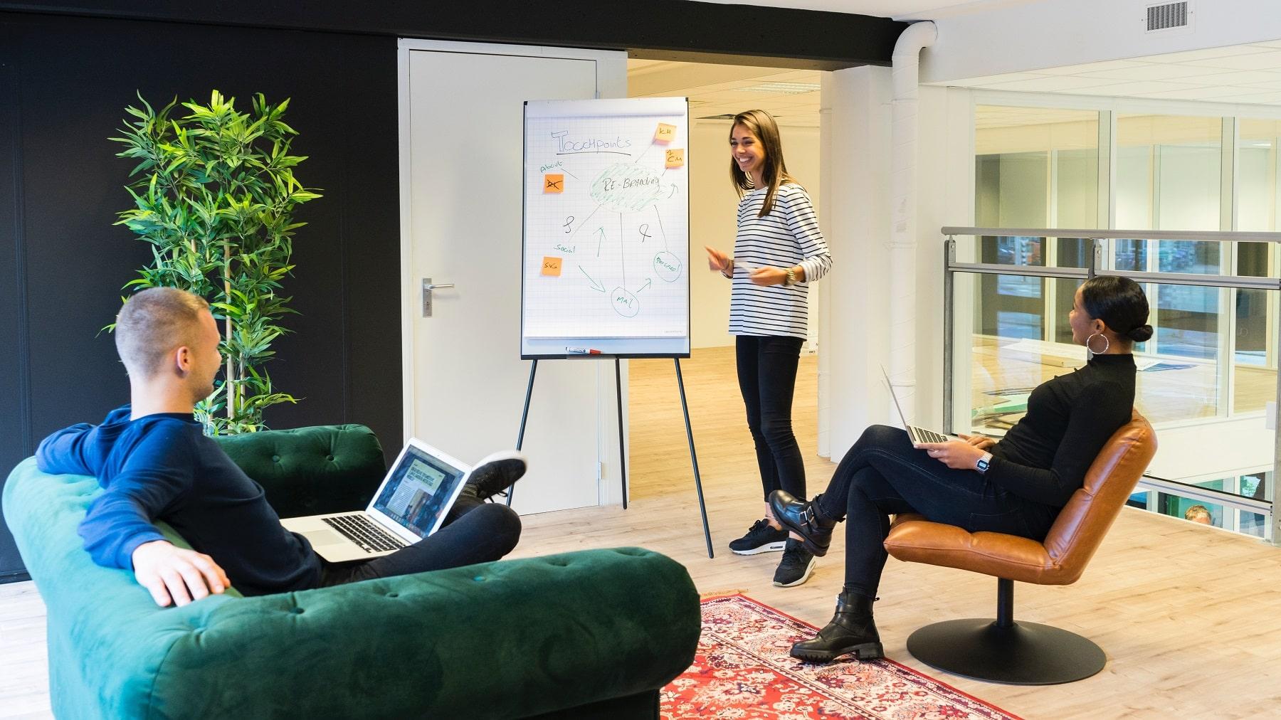 Vitaliteit voor bedrijven - de Healthy Crew