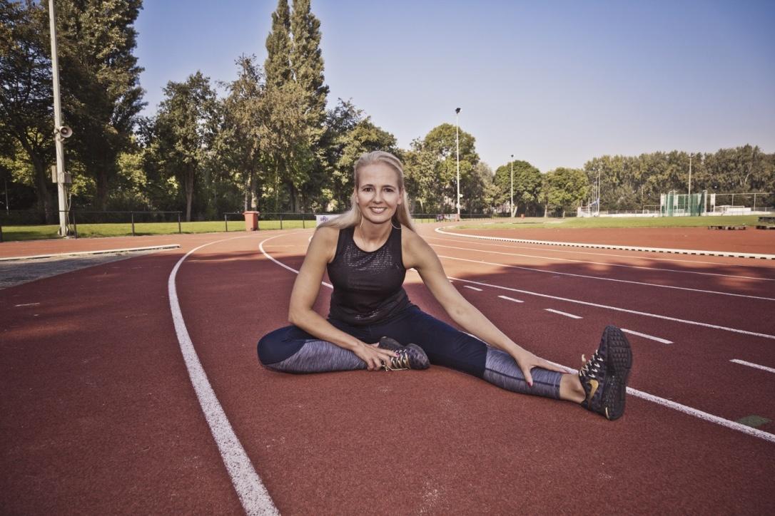 coach Mariska Healthy Crew